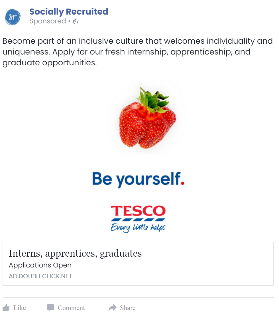 Tesco Early Years – Employer Brand